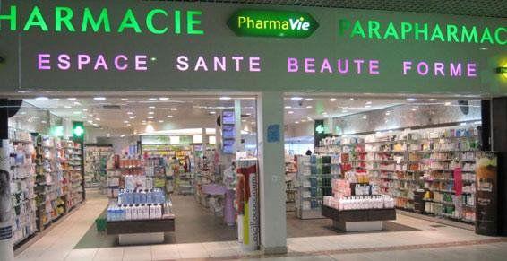 Pharmacie Abisror, QUINCY-SOUS-SÉNART