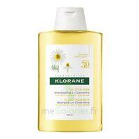 Klorane Camomille Shampooing 200ml à QUINCY-SOUS-SÉNART