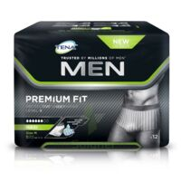 Tena Men Premium Fit Protection Urinaire Niveau 4 M Sachet/12 à QUINCY-SOUS-SÉNART
