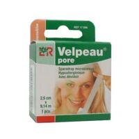 Velpeaupore Sparadrap Microporeux 2,5cmx9,14m à QUINCY-SOUS-SÉNART