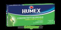 Humex Conjonctivite Allergique 2 %, Collyre En Solution En Récipient Unidose à QUINCY-SOUS-SÉNART