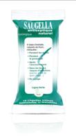 Saugella Antiseptique Lingette Hygiène Intime Paquet/15 à QUINCY-SOUS-SÉNART