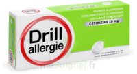 Drill 10 Mg Comprimés à Sucer Allergie Cétirizine Plq/7 à QUINCY-SOUS-SÉNART