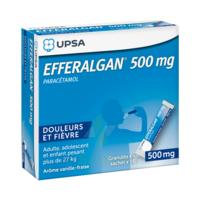 Efferalgan 500 Mg Glé En Sachet Sach/16 à QUINCY-SOUS-SÉNART
