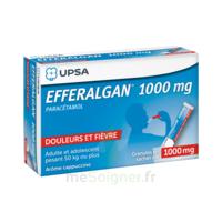 Efferalgan 1g Cappuccino Granules 8 Sachets à QUINCY-SOUS-SÉNART