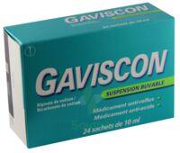 Gaviscon, Suspension Buvable En Sachet à QUINCY-SOUS-SÉNART