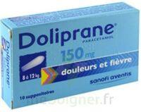 Doliprane 150 Mg Suppositoires 2plq/5 (10) à QUINCY-SOUS-SÉNART
