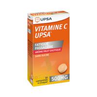 Vitamine C Upsa 500 Mg Fruit Exotique, Comprimé à Croquer à QUINCY-SOUS-SÉNART