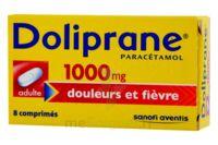Doliprane 1000 Mg Comprimés Plq/8 à QUINCY-SOUS-SÉNART