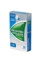 Nicorette 4 Mg Gom à Mâcher Médic Sans Sucre Menthe Glaciale Plq/30gom à QUINCY-SOUS-SÉNART