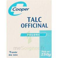 Cooper Talc, Bt 250 G à QUINCY-SOUS-SÉNART