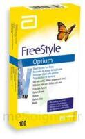 Freestyle Optium électrodes B/100 à QUINCY-SOUS-SÉNART