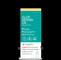 Aragan Aloé Repair-oil Huile Concentration X 2*fl/50ml à QUINCY-SOUS-SÉNART