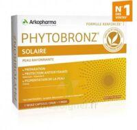 Phytobronz Solaire Caps Tous Types De Peaux 2b/30 à QUINCY-SOUS-SÉNART