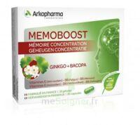 Memoboost Ginkgo + Bacopa Gélules B/30 à QUINCY-SOUS-SÉNART