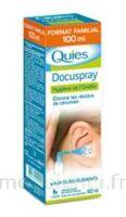 Quies Docuspray Hygiene De L'oreille, Spray 100 Ml à QUINCY-SOUS-SÉNART