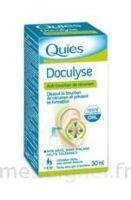 Doculyse Solution Auriculaire Bouchon Cerumen 30ml à QUINCY-SOUS-SÉNART