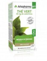 Arkogélules Thé Vert Bio Gélules Fl/40 à QUINCY-SOUS-SÉNART