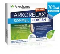 Arkorelax Sommeil Fort 8h Comprimés B/15 à QUINCY-SOUS-SÉNART