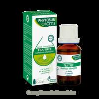 Phytosun Arôms Huiles Essentielles Tea-tree 10 Ml à QUINCY-SOUS-SÉNART