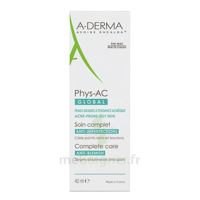 Aderma Phys'ac Global Soin Imperfection Sévères 40ml à QUINCY-SOUS-SÉNART