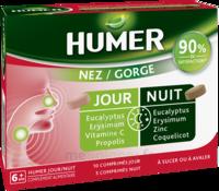 Humer Nez/gorge Jour&nuit 15 Comprimés à QUINCY-SOUS-SÉNART