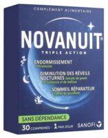 Novanuit Triple Action Comprimés B/30 à QUINCY-SOUS-SÉNART