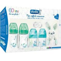Dodie Initiation+ Coffret Naissance 60 Ans 0-2mois 2/150ml+2/270ml à QUINCY-SOUS-SÉNART