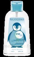 Abcderm H2o Solution Sans Rinçage Nettoyante Bébé Fl Pompe/1l à QUINCY-SOUS-SÉNART