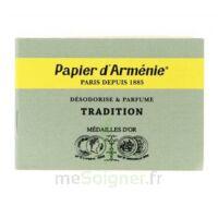 Papier D'arménie Traditionnel Feuille Triple à QUINCY-SOUS-SÉNART