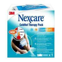 Nexcare Coldhot Comfort Coussin Thermique Avec Thermo-indicateur 11x26cm + Housse à QUINCY-SOUS-SÉNART