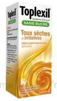 Toplexil 0,33 Mg/ml Sans Sucre Solution Buvable 150ml à QUINCY-SOUS-SÉNART