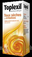 Toplexil 0,33 Mg/ml, Sirop 150ml à QUINCY-SOUS-SÉNART