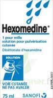 Hexomedine 1 Pour Mille, Solution Pour Pulvérisation Cutanée En Flacon Pressurisé à QUINCY-SOUS-SÉNART