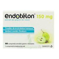 Endotelon 150 Mg, Comprimé Enrobé Gastro-résistant à QUINCY-SOUS-SÉNART