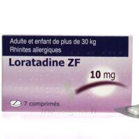 Loratadine Zf 10 Mg, Comprimé à QUINCY-SOUS-SÉNART