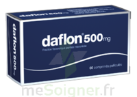 Daflon 500 Mg Comprimés Pelliculés Plq/60 à QUINCY-SOUS-SÉNART