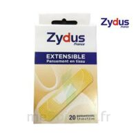 Zydus Pansement Extensible Bte/20 Pansements à QUINCY-SOUS-SÉNART