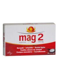 Mag 2 100 Mg, Comprimé  B/120 à QUINCY-SOUS-SÉNART