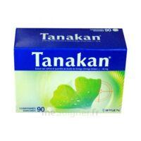 Tanakan 40 Mg, Comprimé Enrobé Pvc/alu/90 à QUINCY-SOUS-SÉNART