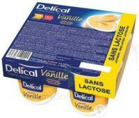 Delical Creme Dessert Hp Hc Sans Lactose, Pot 200 G X 4 à QUINCY-SOUS-SÉNART
