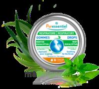 Puressentiel Respiratoire Gommes Menthe-eucalyptus Respiratoire - 45 G à QUINCY-SOUS-SÉNART