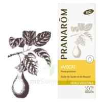 Pranarom Huile Végétale Bio Avocat à QUINCY-SOUS-SÉNART
