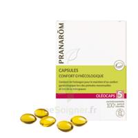 Pranarom Oleocaps 5 Caps Confort Gynécologique & Urinaire à QUINCY-SOUS-SÉNART