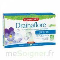 Drainaflore Bio Detox Ampoule, Bt 20 à QUINCY-SOUS-SÉNART