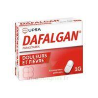 Dafalgan 1000 Mg Comprimés Pelliculés Plq/8 à QUINCY-SOUS-SÉNART