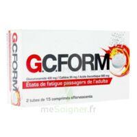 Gcform, Comprimé Effervescent à QUINCY-SOUS-SÉNART