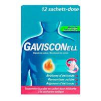 Gavisconell Suspension Buvable Sachet-dose Menthe Sans Sucre 12sach/10ml à QUINCY-SOUS-SÉNART