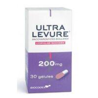Ultra-levure 200 Mg Gélules Fl/30 à QUINCY-SOUS-SÉNART