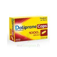 Dolipranecaps 1000 Mg Gélules Plq/8 à QUINCY-SOUS-SÉNART